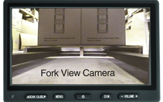 Forklift Camera