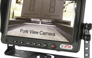 Forklift Camera System Display D7V