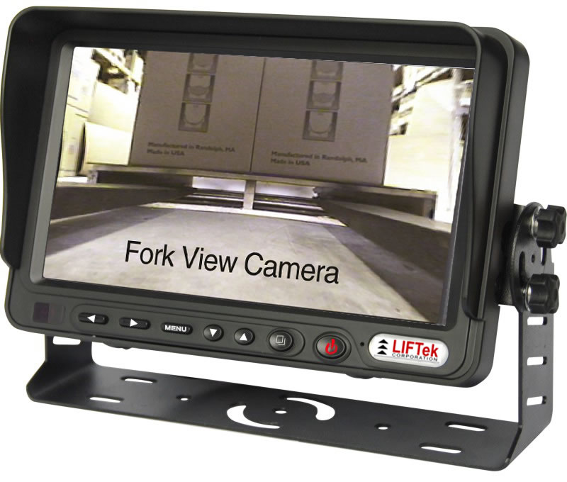 Forklift Camera System Display D7V